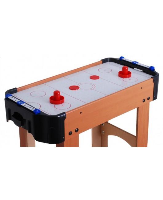 Vzdušný stolný air hokej
